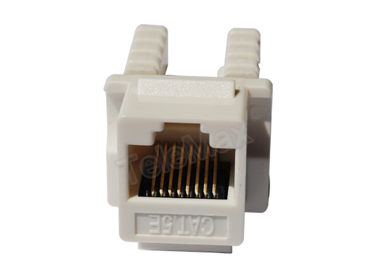 Cat.5e UTP 90 Degree Keystone Jack