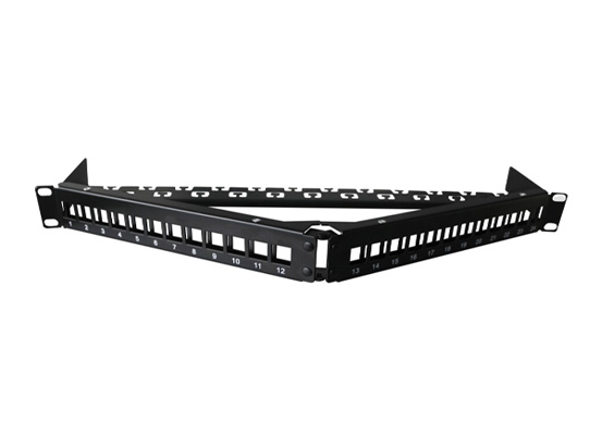 Angle Type Patch Panel