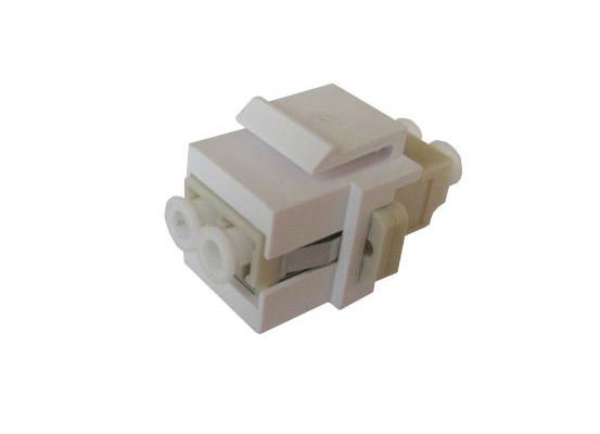 RJ 45 Clip for LC Duplex adapter